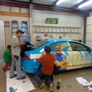 Vehicle Wraps Atlanta GA