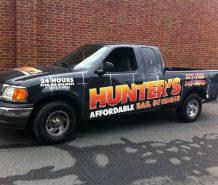 huntertruck